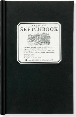 Premium Sketchbook By Peter Pauper Press (COR)